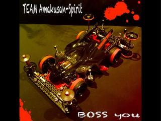 TEAM Amakusan-Spirit00号